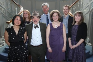 Times Fiction Competition Judging Day